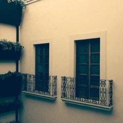 Del Carmen Concept Hotel Гвадалахара балкон