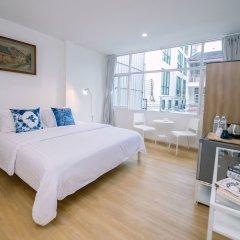 Отель K Home Asok Таиланд, Бангкок - отзывы, цены и фото номеров - забронировать отель K Home Asok онлайн комната для гостей фото 4