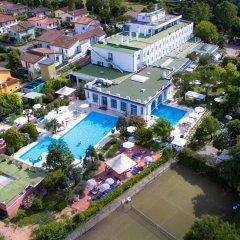 Отель Bellavista Terme Монтегротто-Терме бассейн фото 3