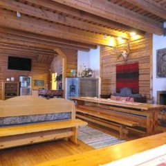 Гостиница Domnan Pirtti интерьер отеля