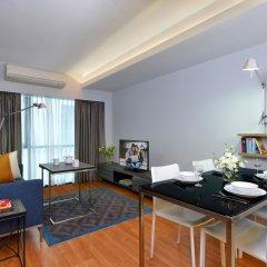 Отель Citadines Sukhumvit 11 Bangkok комната для гостей фото 3