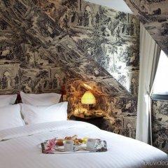 Отель Maison Athénée Франция, Париж - 1 отзыв об отеле, цены и фото номеров - забронировать отель Maison Athénée онлайн комната для гостей фото 2