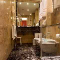 Отель Accademia Италия, Милан - отзывы, цены и фото номеров - забронировать отель Accademia онлайн ванная фото 2
