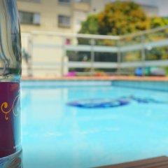 Hotel Plaza Versalles бассейн фото 3