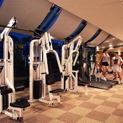 New World Shunde Hotel фитнесс-зал фото 2