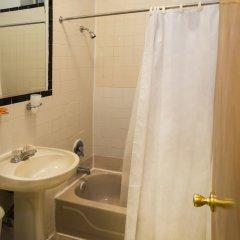 Отель Morningside Inn Нью-Йорк ванная