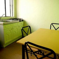 Отель Hostal Amigo Suites Мехико в номере фото 2
