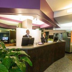 Отель Best Western Plus Executive Hotel and Suites Италия, Турин - 1 отзыв об отеле, цены и фото номеров - забронировать отель Best Western Plus Executive Hotel and Suites онлайн интерьер отеля