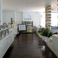 Отель Golden Cliff House Паттайя питание фото 3