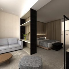 Отель Harmonia Черногория, Будва - отзывы, цены и фото номеров - забронировать отель Harmonia онлайн комната для гостей фото 2