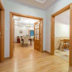 Апартаменты P&O Apartments Powisle комната для гостей