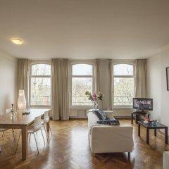 Отель Rijksmuseum Apartment Нидерланды, Амстердам - отзывы, цены и фото номеров - забронировать отель Rijksmuseum Apartment онлайн комната для гостей фото 4