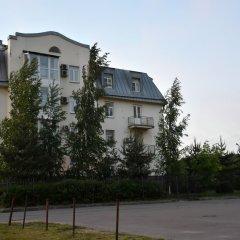 Отель Violet Санкт-Петербург парковка