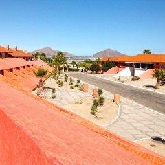 Hotel San Felipe Marina Resort парковка