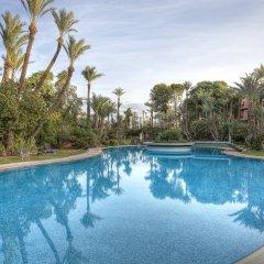Hotel Marrakech Le Semiramis бассейн фото 3