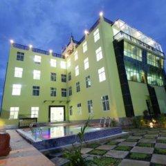 Отель Deluxe Hotel Мьянма, Хехо - отзывы, цены и фото номеров - забронировать отель Deluxe Hotel онлайн вид на фасад