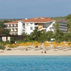 Отель Atlantica Aeneas Resort & Spa Кипр, Айя-Напа - отзывы, цены и фото номеров - забронировать отель Atlantica Aeneas Resort & Spa онлайн пляж