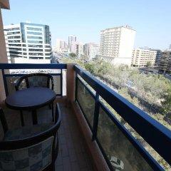 Panorama Bur Dubai Hotel балкон