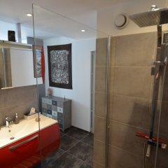 Отель MyNice Rouge Indien Франция, Ницца - отзывы, цены и фото номеров - забронировать отель MyNice Rouge Indien онлайн ванная