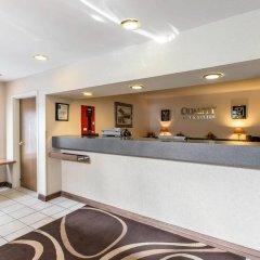 Отель Quality Inn and Suites Summit County интерьер отеля фото 3