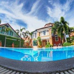 Отель Budsaba Resort & Spa бассейн фото 3