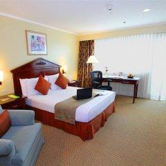 Отель Oxford Suites Makati Филиппины, Макати - отзывы, цены и фото номеров - забронировать отель Oxford Suites Makati онлайн комната для гостей фото 2
