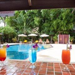 Отель Tropica Bungalow Resort бассейн фото 3