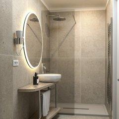 Отель Regina Elena 57 & Oro Bianco Spa Италия, Римини - 2 отзыва об отеле, цены и фото номеров - забронировать отель Regina Elena 57 & Oro Bianco Spa онлайн ванная фото 2