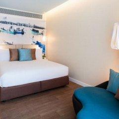 Отель OZO Chaweng Samui 3* Стандартный номер с различными типами кроватей фото 3