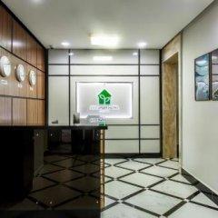 Гостиница Eco Apart Hotel Astana Казахстан, Нур-Султан - отзывы, цены и фото номеров - забронировать гостиницу Eco Apart Hotel Astana онлайн интерьер отеля фото 3