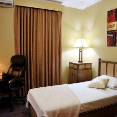 Отель Culture Crossroads Inn комната для гостей фото 2