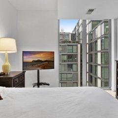 Отель Bluebird Suites in Downtown DC США, Вашингтон - отзывы, цены и фото номеров - забронировать отель Bluebird Suites in Downtown DC онлайн комната для гостей фото 4