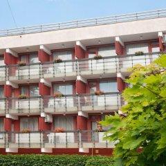 Отель Majerik Hotel Венгрия, Хевиз - 2 отзыва об отеле, цены и фото номеров - забронировать отель Majerik Hotel онлайн балкон