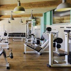 Отель H10 Sentido Playa Esmeralda - Adults Only фитнесс-зал