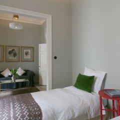 Отель Mimi Calpe Марокко, Танжер - отзывы, цены и фото номеров - забронировать отель Mimi Calpe онлайн комната для гостей фото 2