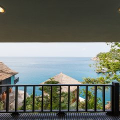 Отель Mango Bay Boutique Resort балкон
