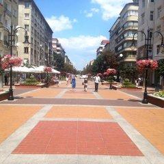 Апартаменты Marrinella Apartments София спортивное сооружение
