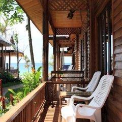 Отель Baan Pakgasri Hideaway Ланта балкон