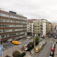 Апартаменты Peter's Apartments балкон