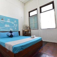 Отель Blue Juice Таиланд, Краби - отзывы, цены и фото номеров - забронировать отель Blue Juice онлайн комната для гостей фото 2