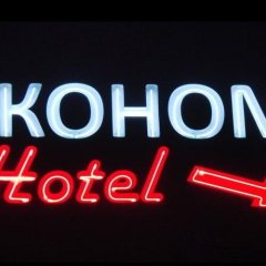 Эконом Отель гостиничный бар