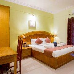 Отель FabHotel Metro Manor Central Station комната для гостей