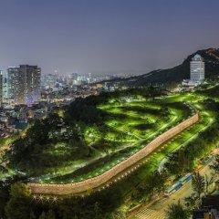 Отель Millennium Hilton Seoul Южная Корея, Сеул - 1 отзыв об отеле, цены и фото номеров - забронировать отель Millennium Hilton Seoul онлайн фото 4