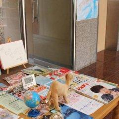 Отель Sharely Style Hakata Фукуока детские мероприятия