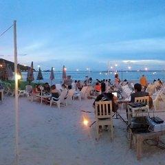 Отель Tawaen Beach Resort пляж