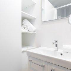Апартаменты Jussieu - Latin Quarter Apartment ванная