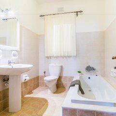 Апартаменты Ta Frenc Apartments ванная