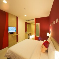 Sleep With Me Hotel design hotel @ patong 4* Стандартный номер фото 4