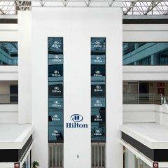 Отель Hilton Mexico City Airport Мехико парковка