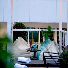 Отель Furamaxclusive Asoke Бангкок балкон